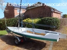Contender GBR2465 for sale